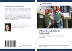 Обложка Pflegeelternschaft in der Steiermark
