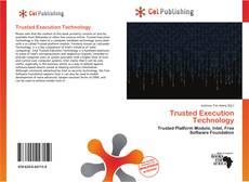 Portada del libro de Trusted Execution Technology
