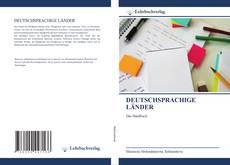 Обложка DEUTSCHSPRACHIGE LÄNDER