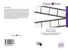 Bookcover of Omri Katz