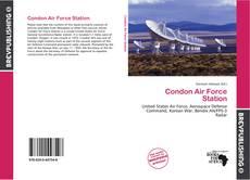 Capa do livro de Condon Air Force Station