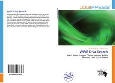 Buchcover von WWE Diva Search