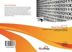 Borítókép a  Root Certificate - hoz
