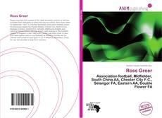 Buchcover von Ross Greer