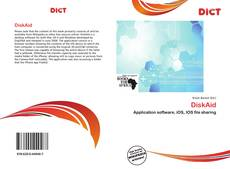 Buchcover von DiskAid