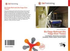 Capa do livro de Six Flags Railroad (Six Flags Over Texas)