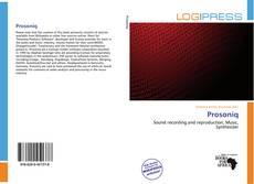 Bookcover of Prosoniq