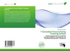 Portada del libro de 1 Canadian Forces Flying Training School