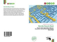Capa do livro de Neville Ranch Raid