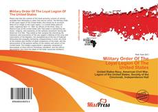 Portada del libro de Military Order Of The Loyal Legion Of The United States
