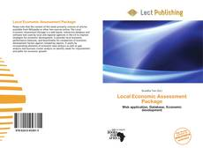 Bookcover of Local Economic Assessment Package