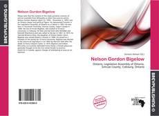 Couverture de Nelson Gordon Bigelow