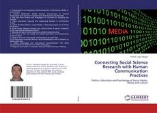 Buchcover von Connecting Social Science Research with Human CommunicationPractices