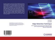 Portada del libro de Edge Detection Technique