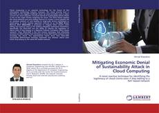 Bookcover of Mitigating Economic Denial of Sustainability Attack in Cloud Computing