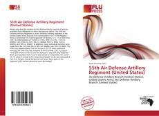 Обложка 55th Air Defense Artillery Regiment (United States)