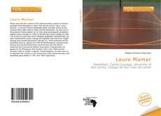 Copertina di Lauro Mumar