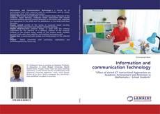 Обложка Information and communication Technology