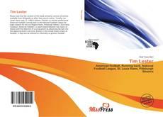 Bookcover of Tim Lester