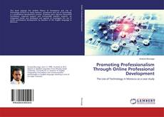 Copertina di Promoting Professionalism Through Online Professional Development