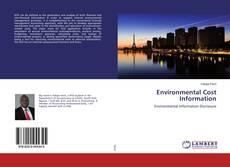 Environmental Cost Information的封面