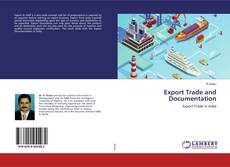 Bookcover of Export Trade and Documentation
