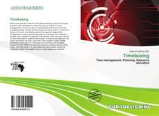 Timeboxing的封面
