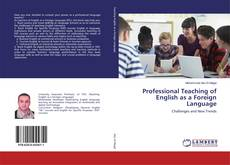 Обложка Professional Teaching of English as a Foreign Language