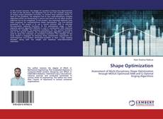 Bookcover of Shape Optimization