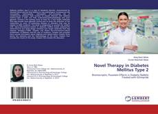 Buchcover von Novel Therapy in Diabetes Mellitus Type 2