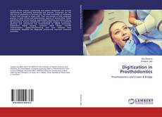 Bookcover of Digitization in Prosthodontics