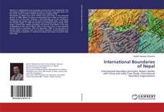 International Boundaries of Nepal kitap kapağı