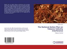 The National Action Plan on Tobacco Industry Interference的封面