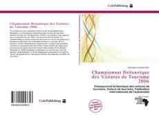 Bookcover of Championnat Britannique des Voitures de Tourisme 2006