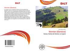 Portada del libro de Vernier (Genève)