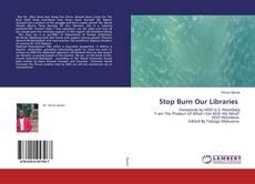 Buchcover von Stop Burn Our Libraries