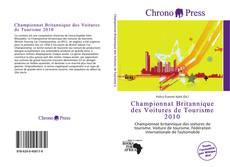 Bookcover of Championnat Britannique des Voitures de Tourisme 2010