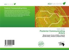 Bookcover of Posterior Communicating Artery