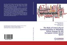 Bookcover of The Role of Intercultural Communication in Adapting Ethnic Groups to the European Union Social Space