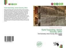 Buchcover von York Township, Union County, Ohio