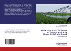 Bookcover of Performance and Evolution of Basin Irrigation in Muvamba P-8 Marshland