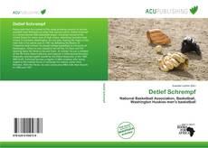Buchcover von Detlef Schrempf