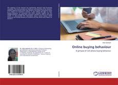 Bookcover of Online buying behaviour