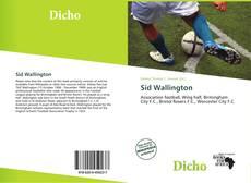 Capa do livro de Sid Wallington