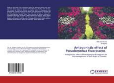 Bookcover of Antagonistic effect of Pseudomonas fluorescens