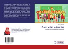 Capa do livro de A new vision in teaching