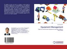 Equipment Management kitap kapağı