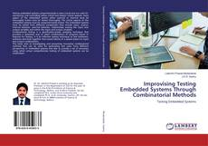 Capa do livro de Improvising Testing Embedded Systems Through Combinatorial Methods
