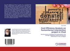 Copertina di Cost Efficiency Analysis on humanitarian intervention project in Chad