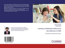 Portada del libro de Evaluation of Medication Adherence & Non Adherence in COPD
